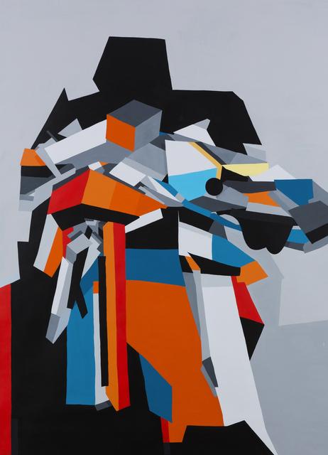, 'White Pulse,' 2017, Mirus Gallery