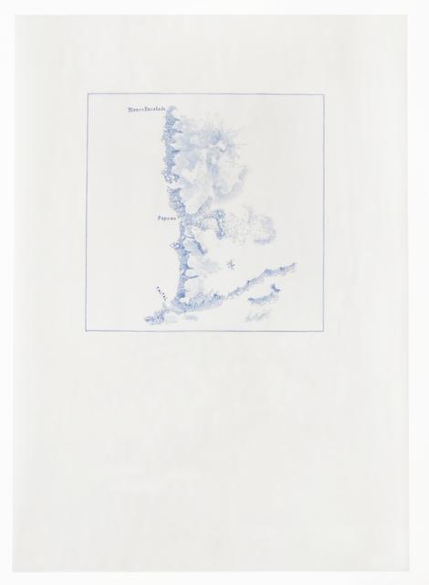 "Sandra Nakamura, 'No title VIII, from the series ""Colourless into White""', 2016, Wu Galeria"