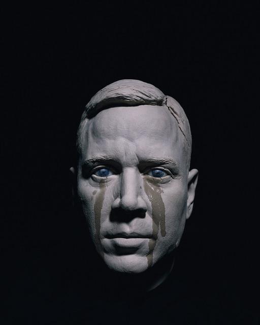 , 'Mühe Kopf E,' 2018, Galerie EIGEN + ART