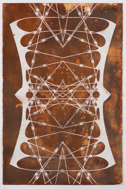 , 'Age Of Iron LXXXII,' 2012, Mario Mauroner Contemporary Art Salzburg-Vienna
