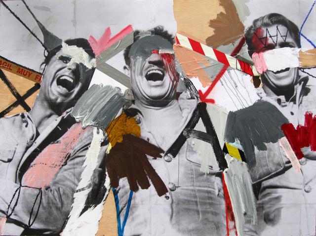 , 'Trío calavera,' 2016, Galeria Contrast