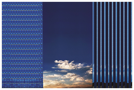 , 'Frame City #008,' 2012, Gallery Now