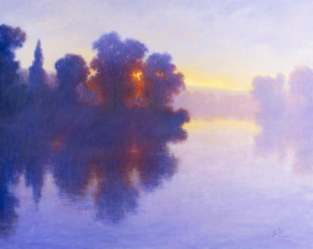 , 'Crimson Sunset,' , Merritt Gallery