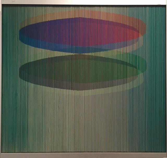 Carlos Cruz-Diez, 'Physichromie 211', 1965, Odalys