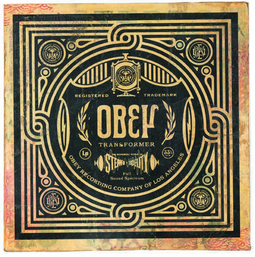 Shepard Fairey, 'Obey Transformer', 2013, DIGARD AUCTION