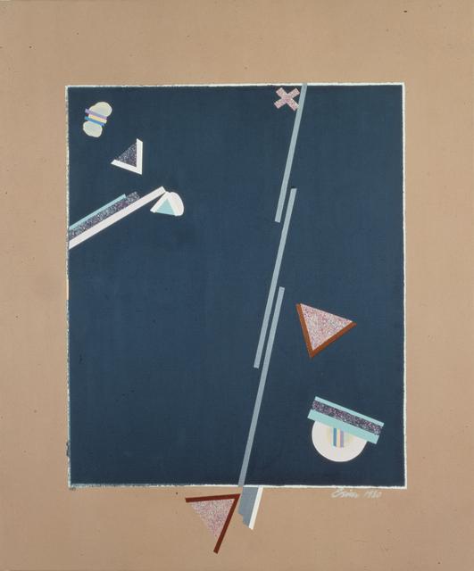 , 'Shalahi,' 1981, Susan Eley Fine Art