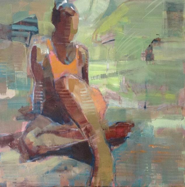 , 'Summer Musing,' 2018, Desta Gallery