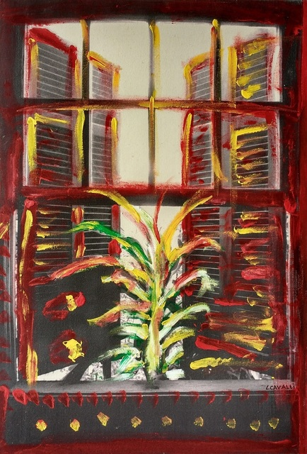 , 'Janela,' , Inn Gallery