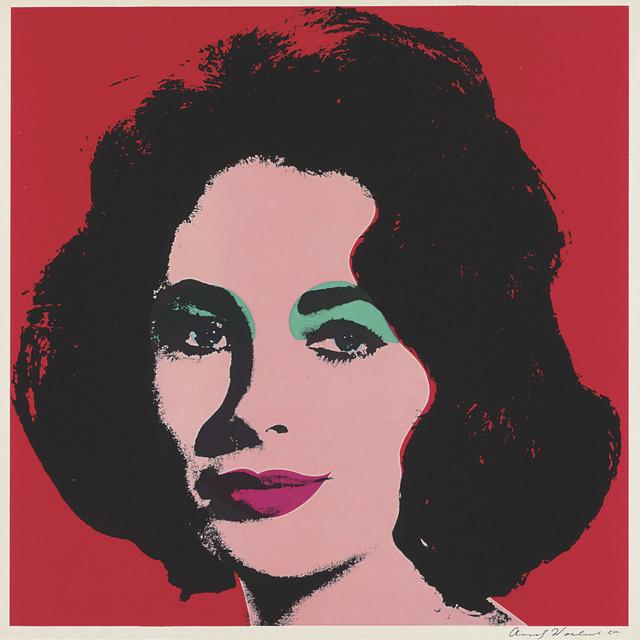 Andy Warhol, 'Liz (F. & S. II.7)', 1964, Zeit Contemporary Art