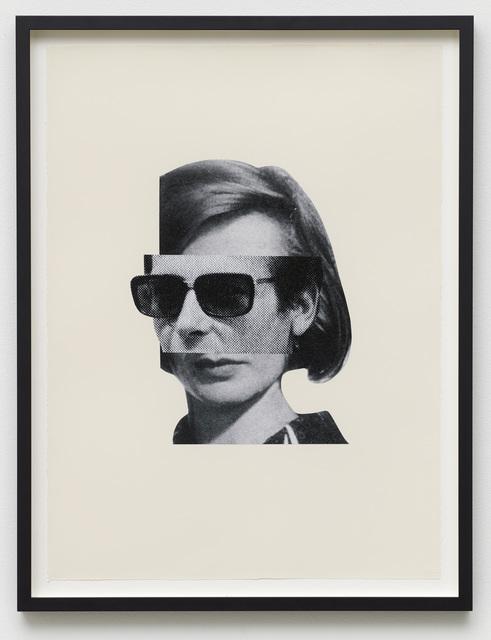 , 'Ansigt,' 2015, Galleri Nicolai Wallner