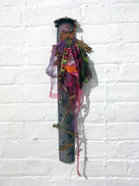 , 'Birdwoman Guardian,' 2018, Carter Burden Gallery