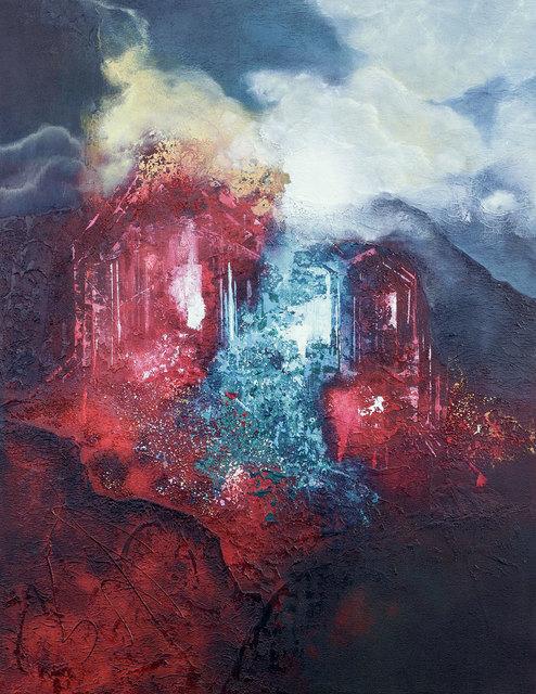 , 'Tourmaline,' 2016, Albemarle Gallery | Pontone Gallery
