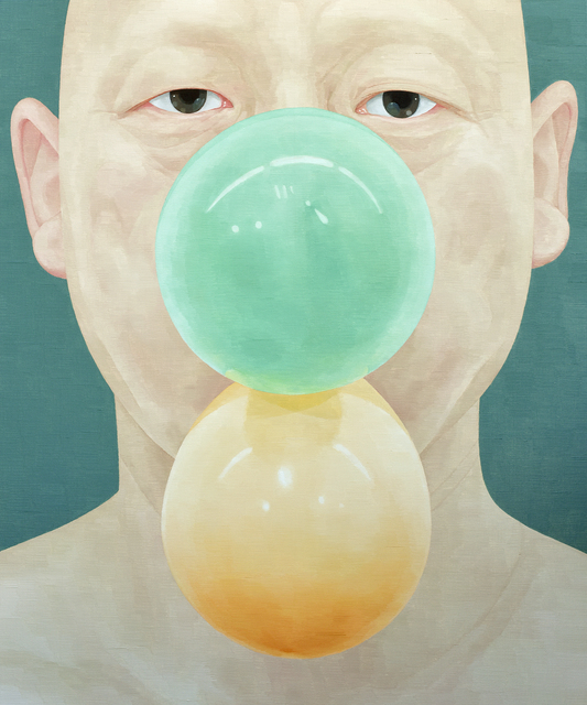 , 'Selfportrait as someone- balloon 2,' 2016, Gallery BK