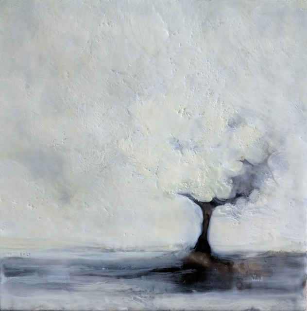 Jaya King, 'White Tree', Sparrow Gallery