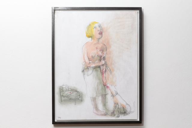 , 'Drawing 69,' 2016, Joanna Bryant & Julian Page