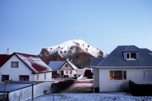 , 'Heimaey by Night, Vestmannaeyjar,' 2012, Robert Mann Gallery