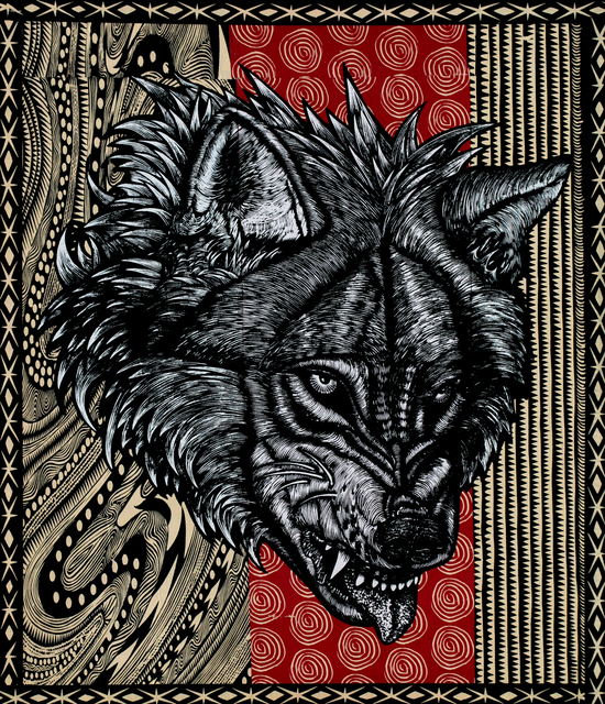 , 'Kinetic Fenris,' 2014, Paradigm Gallery + Studio