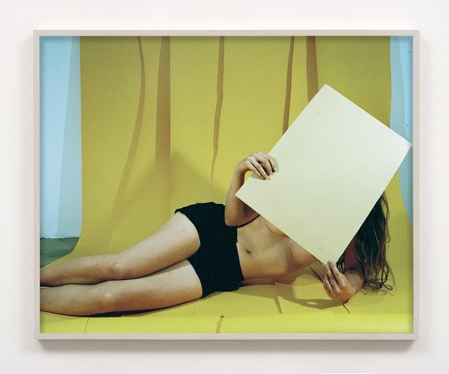 , 'Woman no. 1,' 2016, M+B
