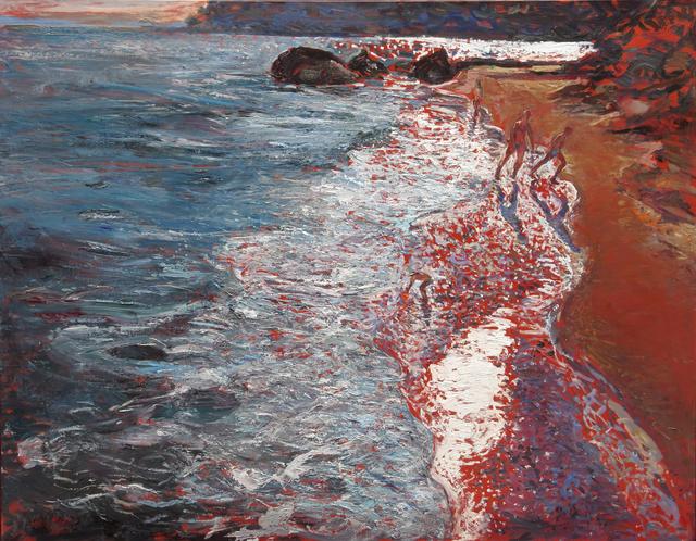 , 'Contrallum vermell,' , Sala Parés