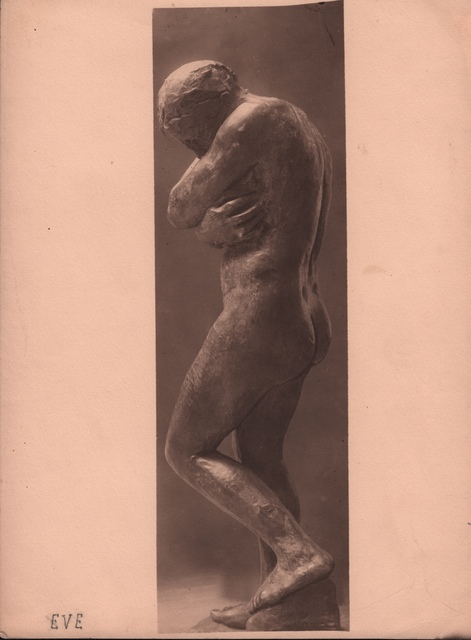 , 'Rodin's Eve,' ca. 1900, Grob Gallery