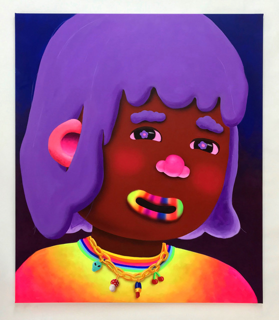 , 'Jolly Polly,' 2019, Mindy Solomon Gallery