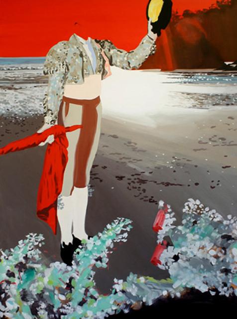 Christiane Lyons, 'Humble Beach Runs Bleeding Sun', 2011, Meliksetian | Briggs