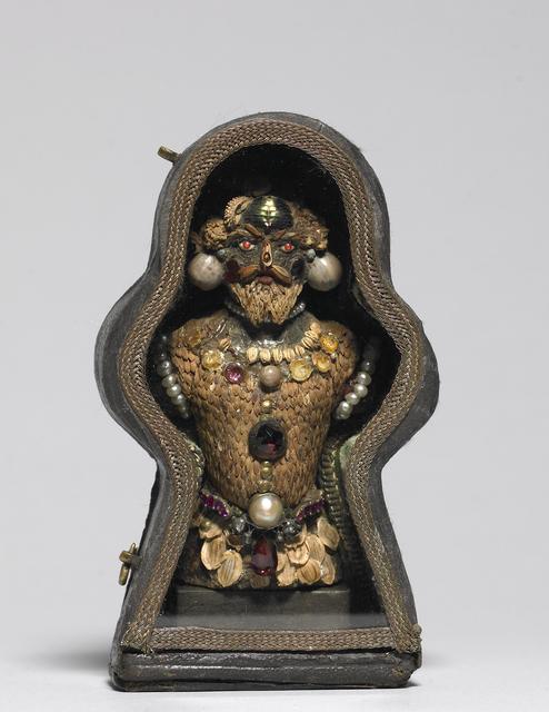 'Curiosity Figure (Seed Man)', ca. 1600, Walters Art Museum