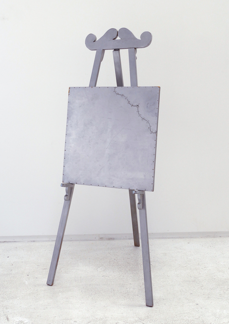 , 'Silver Easel & Picture,' 1965, Hosfelt Gallery