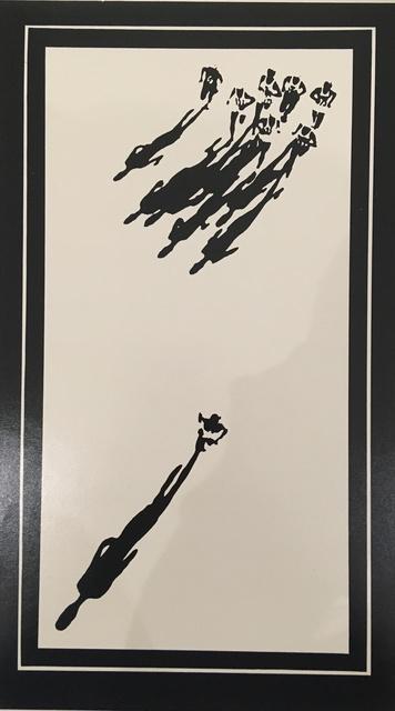 , 'The Leader,' 1957, Atlas Gallery