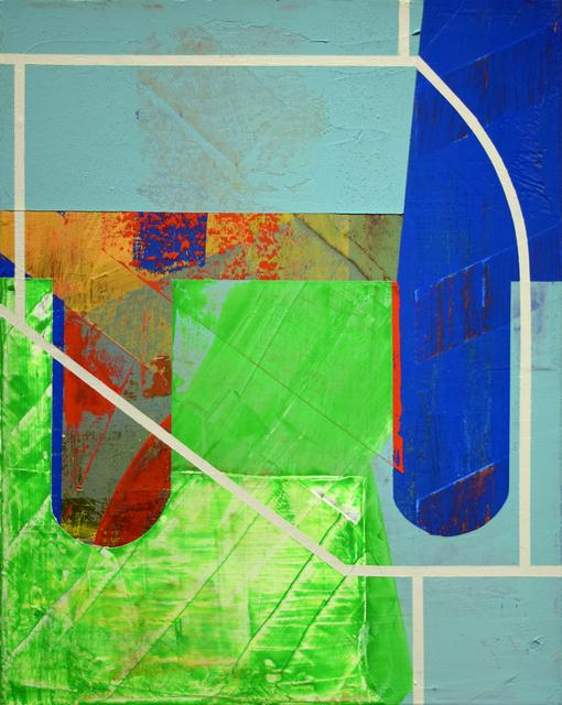 , 'ambit,' 2016, The Schoolhouse Gallery