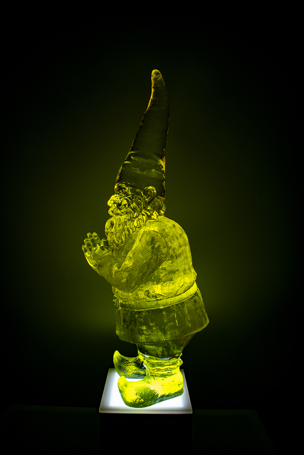Sam Tufnell, 'Mini Ghost Gnome (Yellow)', 2019, Marcel Katz Art