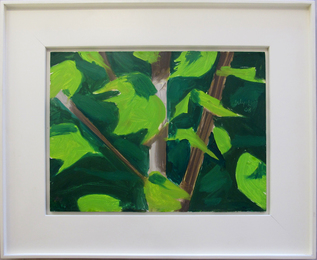 Untitled (Leaves)