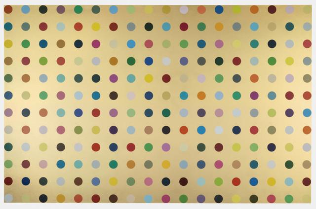 , 'Tetrachloroauric acid,' 2008, Gary Tatintsian Gallery