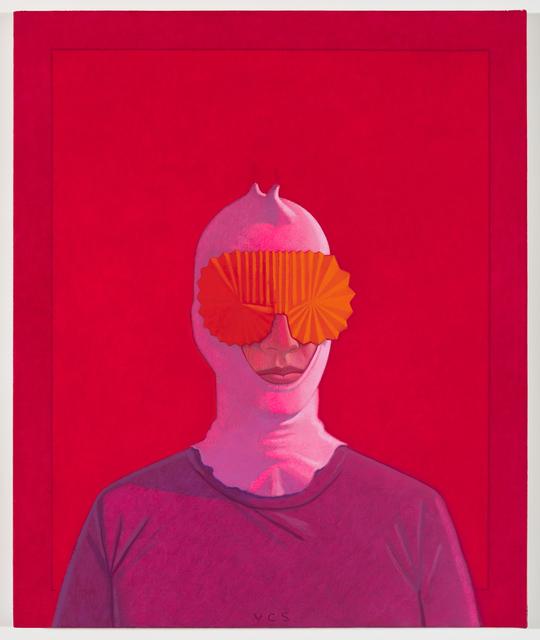 Vonn Sumner, 'Neo Byzantine (Ultraviolet)', 2016, Morton Fine Art
