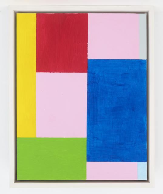 , 'Triple Play #2,' 2018, Elizabeth Harris Gallery