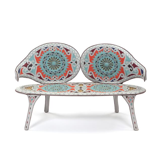 , 'Cangaço Sofa,' 2015, Firma Casa