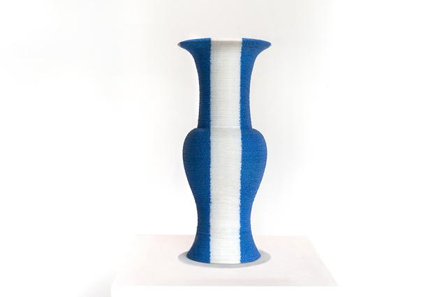, 'back to the future / redwhiteblue vase 5 ,' 2006, Blindspot Gallery