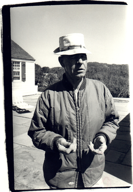 Andy Warhol, 'Andy Warhol Photograph, Mr. Winters, Caretaker of the Montauk Estate, circa 1976', ca. 1976, Hedges Projects