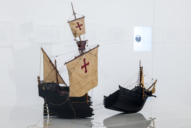 , 'Shipwreck (Santa Maria),' 2013, Future Generation Art Prize