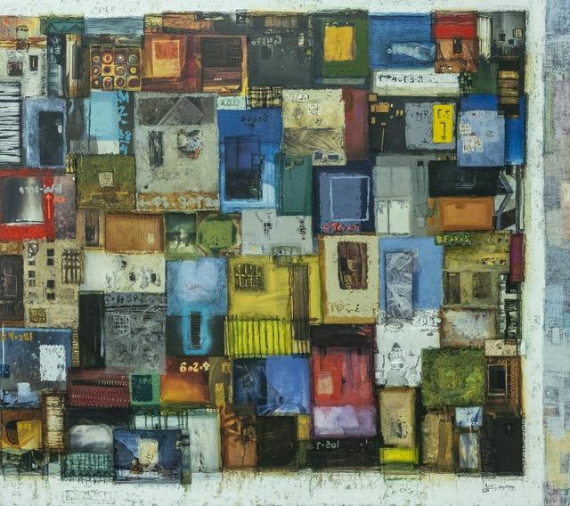 , 'Floating City XV,' 2019, Addis Fine Art