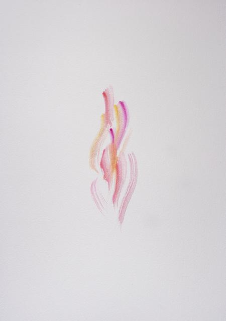 , 'Knife Drawing XX,' 2018, CuratorLove