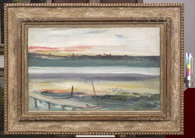 , 'Lagoa Santa,' Década de 60, Almeida e Dale Galeria de Arte