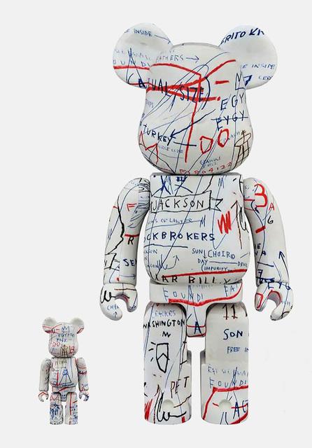 Jean-Michel Basquiat, 'Basquiat Bearbrick 400% Companion (Basquiat BE@RBRICK)', 2018, Lot 180