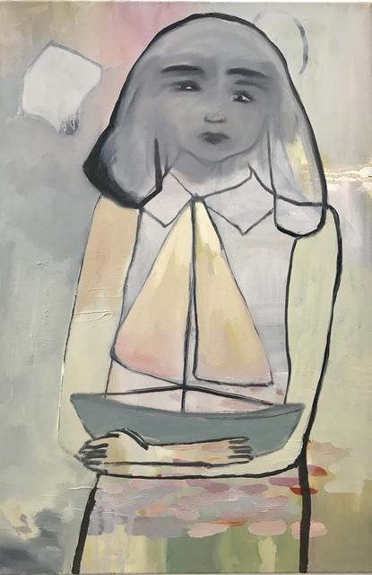 , 'Mon coeur en bateau,' 2018, Kahn Gallery