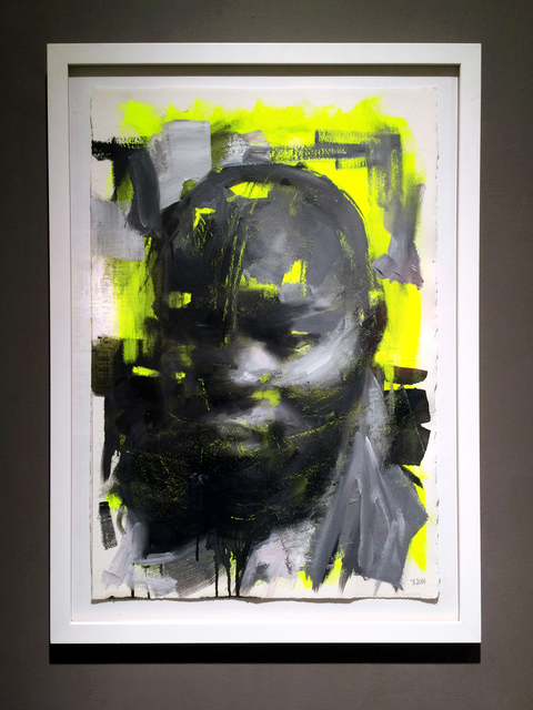 , 'Encrypted I,' 2016, Galerie Olivier Waltman | Waltman Ortega Fine Art