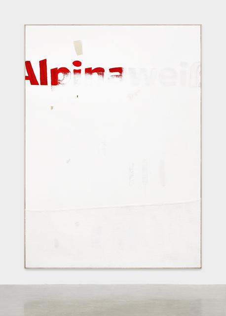 David Ostrowski, 'F (Component)', 2018, Sprüth Magers