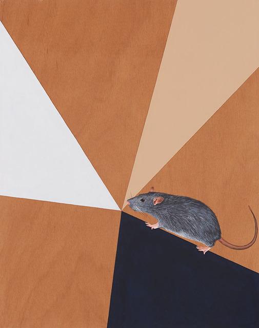 , 'Rat,' 2014, Catharine Clark Gallery