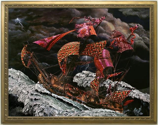 , 'La Méduse,' 2008, James Cohan