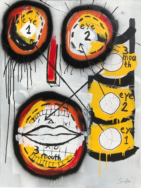 Soren Grau, 'Game Face ', 2018, Artspace Warehouse