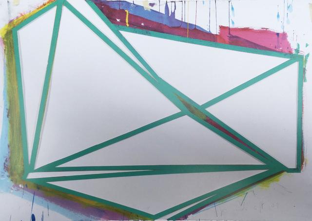 , 'Untitled ,' 2009, Galeria Senda